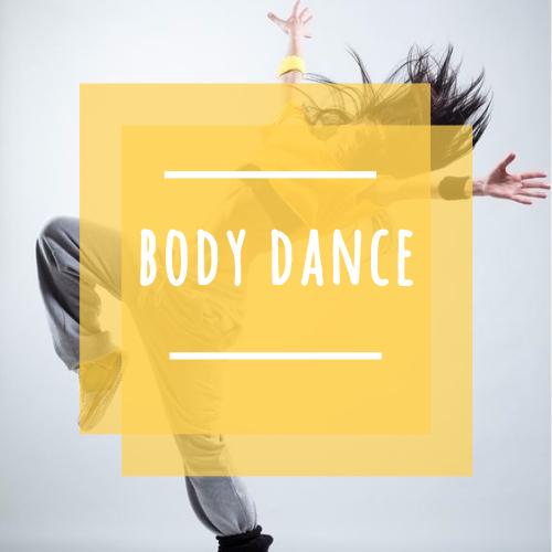 body dance web