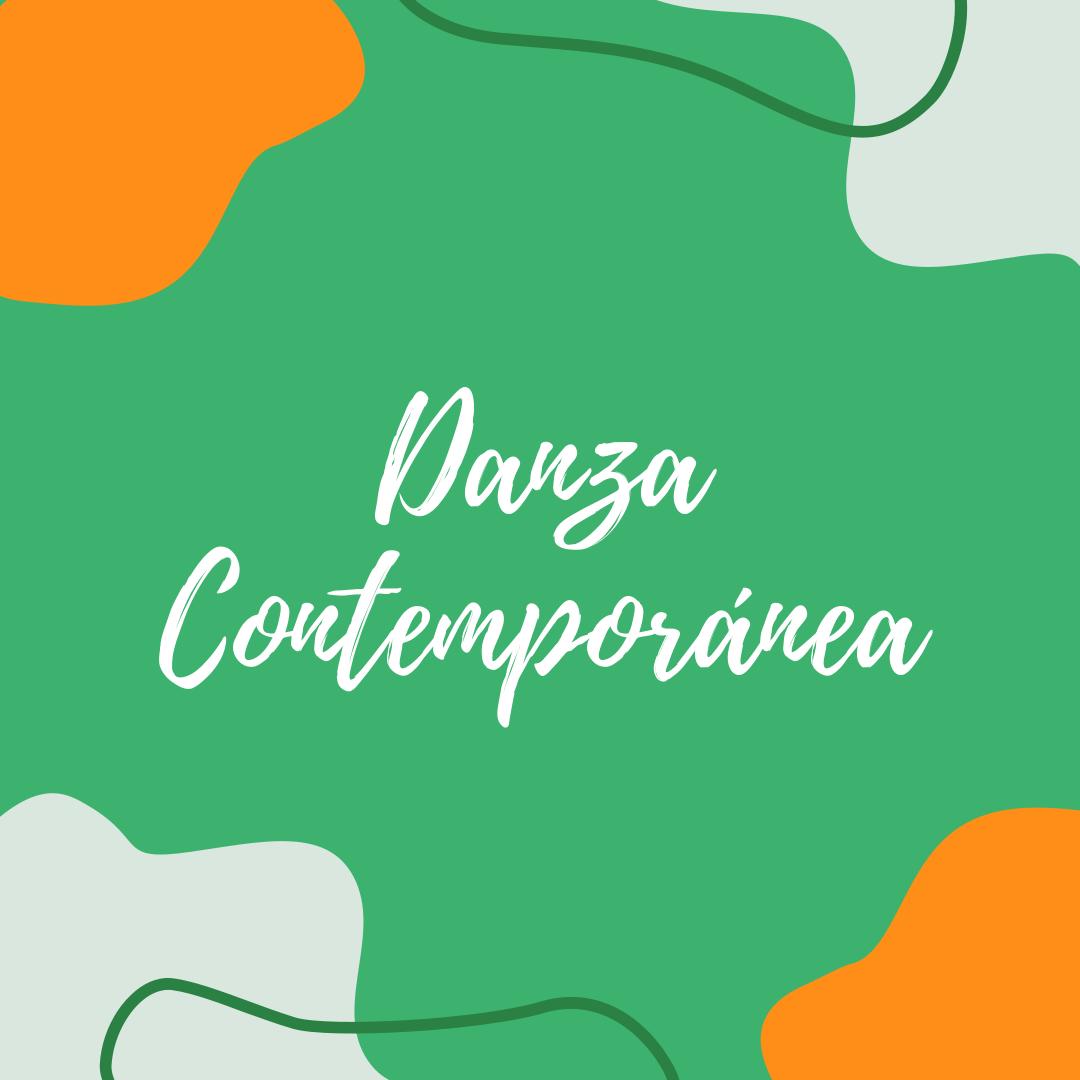 danza contemporánea actividad